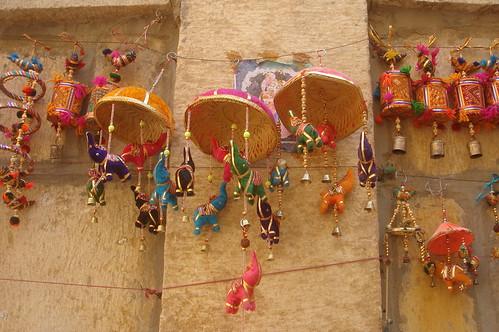 Patwa Haveli Museum 1-6當地手工藝品