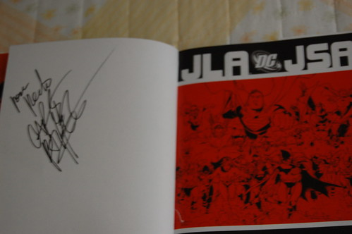 JLA/JSA dedicado por Pacheco