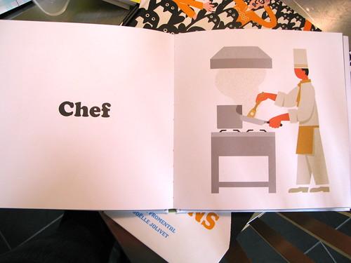 Chef Spread - Tools