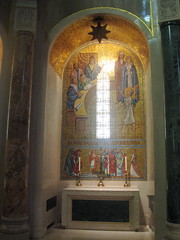 The Finding of Jesus at the Temple (Rosary altars), by indy catholic