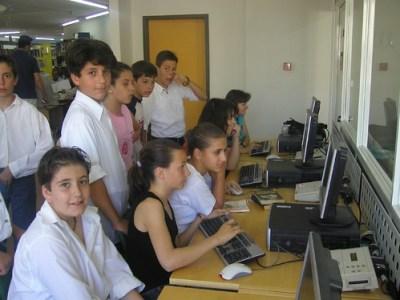 δουλεύοντας στους υπολογιστές