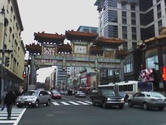 Washington DC's Chinatown