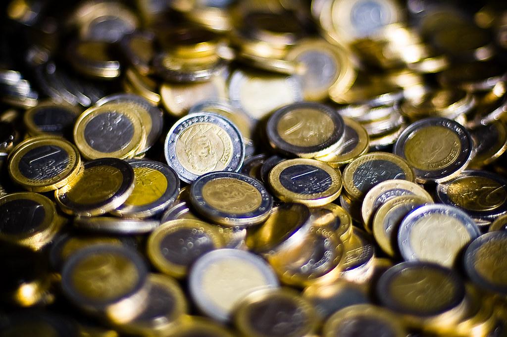 monedas euros