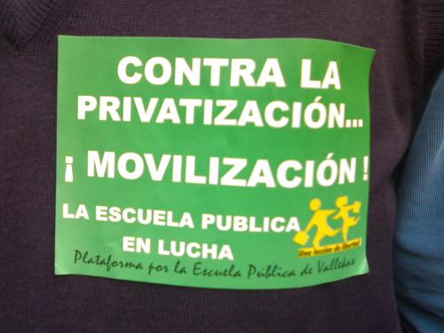 Por una Educación Pública