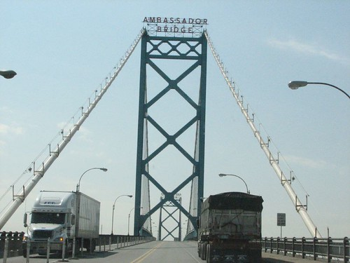 Bridge To Canada
