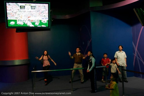 SM Science and Discovery Center (Level 1) • Our Awesome Planet