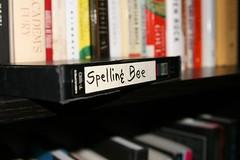 Spelling Bee circa 1984