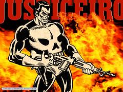 Justiceiro/Punisher - Clique aqui para fazer o DOWNLOAD DESTE WALLPAPER