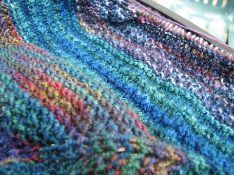 FA Nova Scotia fleck stitch