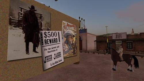 The missing Saloon in Oak Grove 5