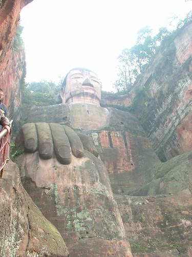 LookingUp@Buddha
