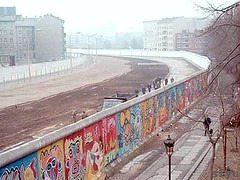 柏林墙 - The Berlin Wall - Berliner Mauer