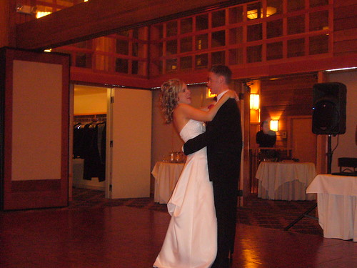 Josh and Megan - first dance