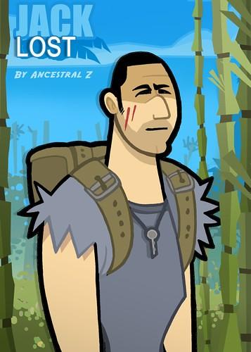 caricaturaJack_lost