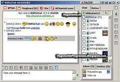 Borg chat