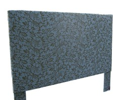 Completed Headboard - front