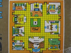 Clue (detail)