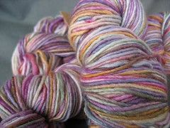 manos silk blend wildflowers
