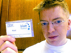 Blue Fusion Host