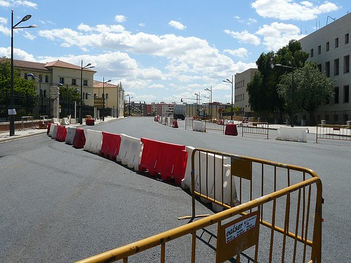Circuito Urbano Formula 1 Valencia