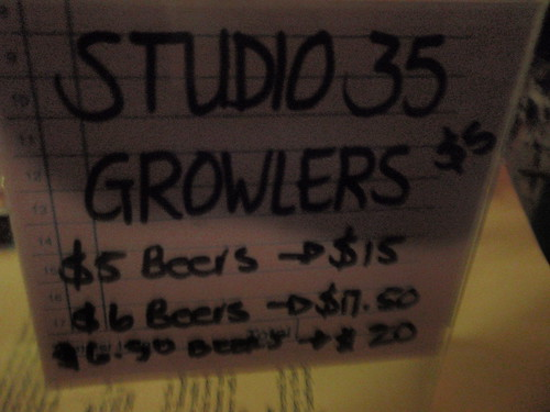 growler list