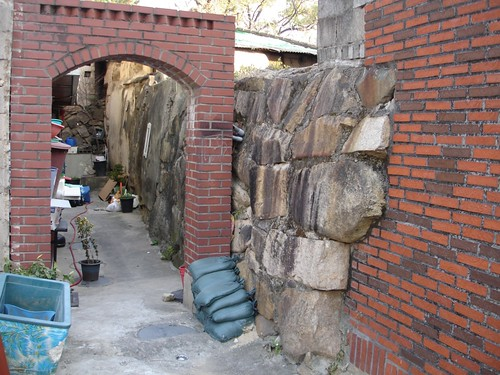 Stadtmauer - City wall Gimhae