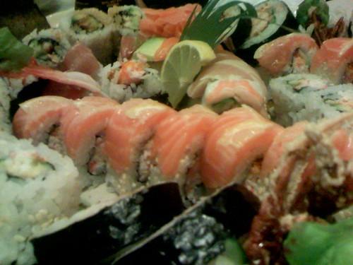 Sushi Explosion!