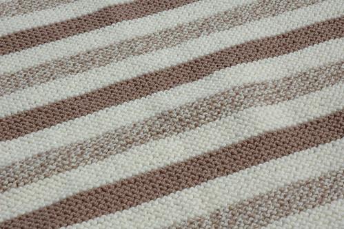 Chocolate Vanilla Swirl Blanket