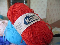 crucci matisse knitting yarn
