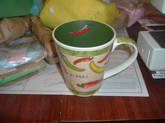 Jalapeno mug!