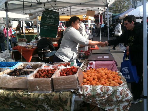 expanding farm stand
