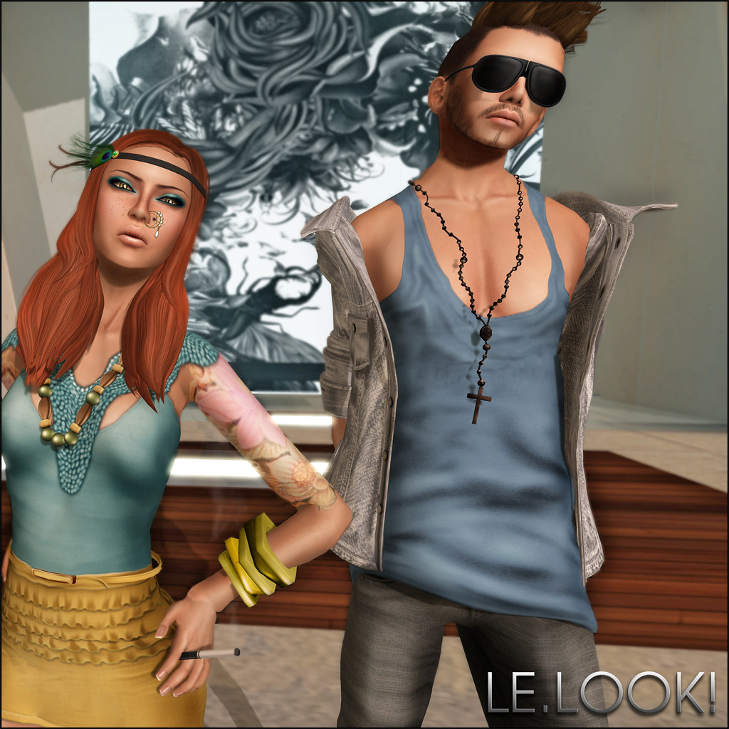 June Week 1 - Ashton Reikaz & Steffy Ghost