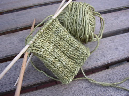 easy mitts again green start