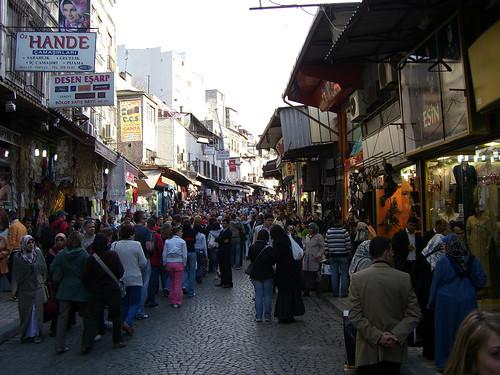 Grand Basar Istanbul Türkei