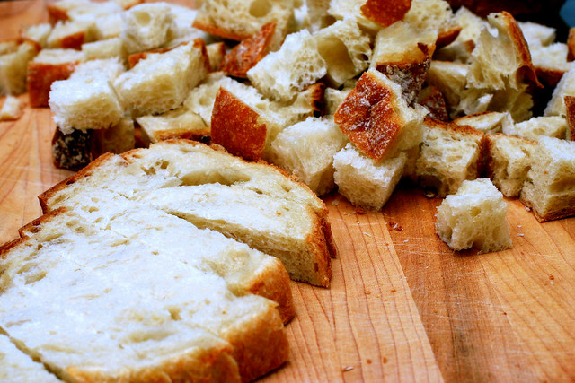 sourish bread cubs