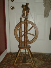 My Wee Spinning Wheel