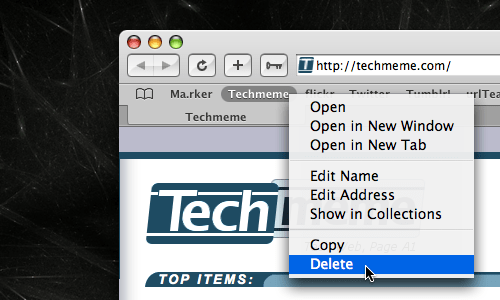 Deleting Techmeme