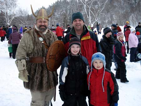 2008 Corner Brook Winter Carnival by GaryKelly.
