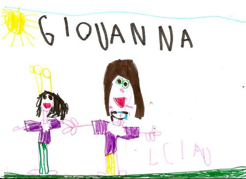 Disegnato da Lucia
