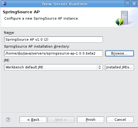 Add Server 3