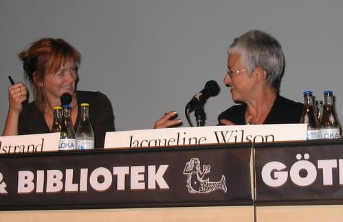 Jacqueline Wilson 3