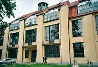 Henri Van de Velde. Weimar.