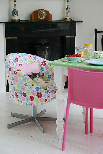 Ikea Skruvsta Chair Pattern: $25!
