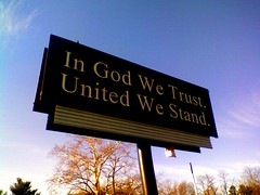 [mobile] In God We Trust. United We Stand.