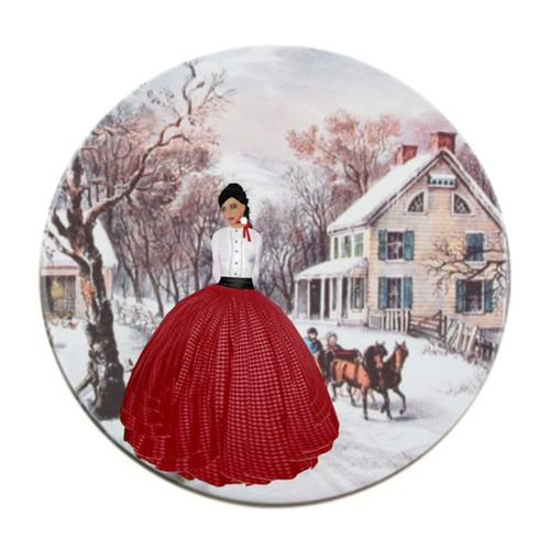 My Currier and Ives Christmas