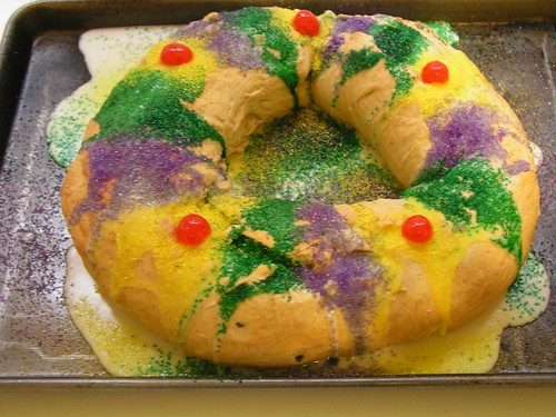 Homemade King Cake 2