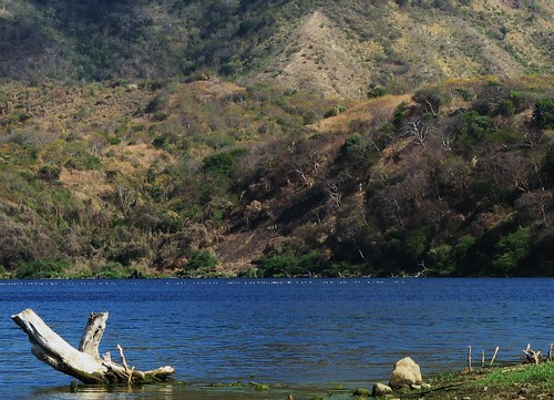 Tørt i Xiloa