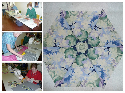 Quilter's Guild of Grand Prairie Stack-N-Whack Workshop