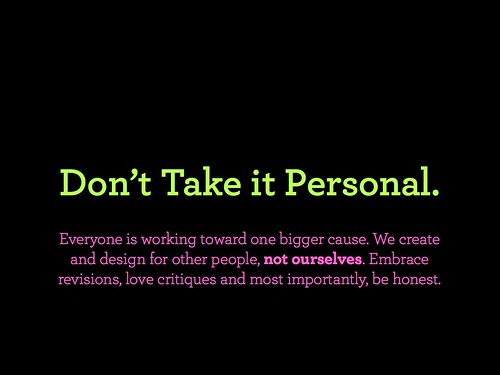 05. Don't Take It Personal by Mig Reyes.