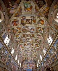 Sistine Chapel - Vatican City